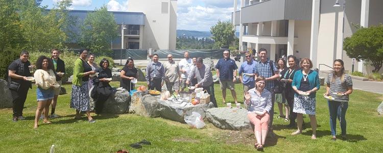Campus Community Potluck June 2018